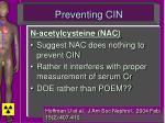 preventing cin58