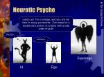 neurotic psyche