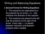 writing and balancing equations3
