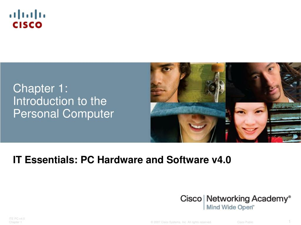 chapter 1 introduction to the personal computer l.