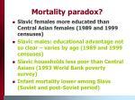mortality paradox13
