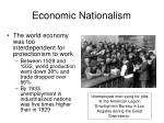 economic nationalism13