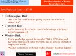 banking risk types 47 49