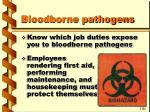 bloodborne pathogens26