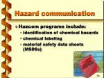 hazard communication20