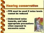 hearing conservation42