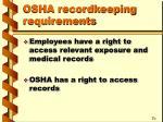 osha recordkeeping requirements13
