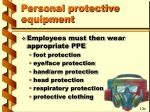 personal protective equipment22