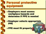 personal protective equipment23