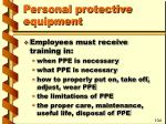 personal protective equipment24