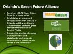 orlando s green future alliance