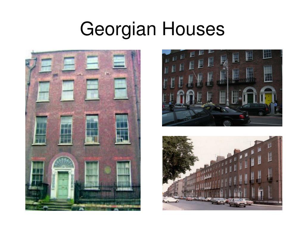 Georgian Houses