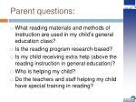parent questions21