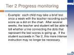 tier 2 progress monitoring