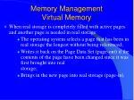 memory management virtual memory38