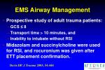 ems airway management