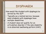 dysphagia125