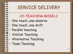 service delivery75