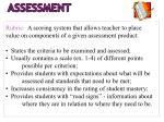 assessment25
