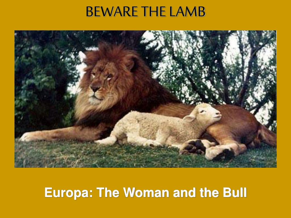 europa the woman and the bull l.