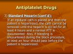 antiplatelet drugs30