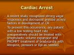 cardiac arrest52