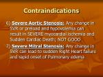 contraindications12