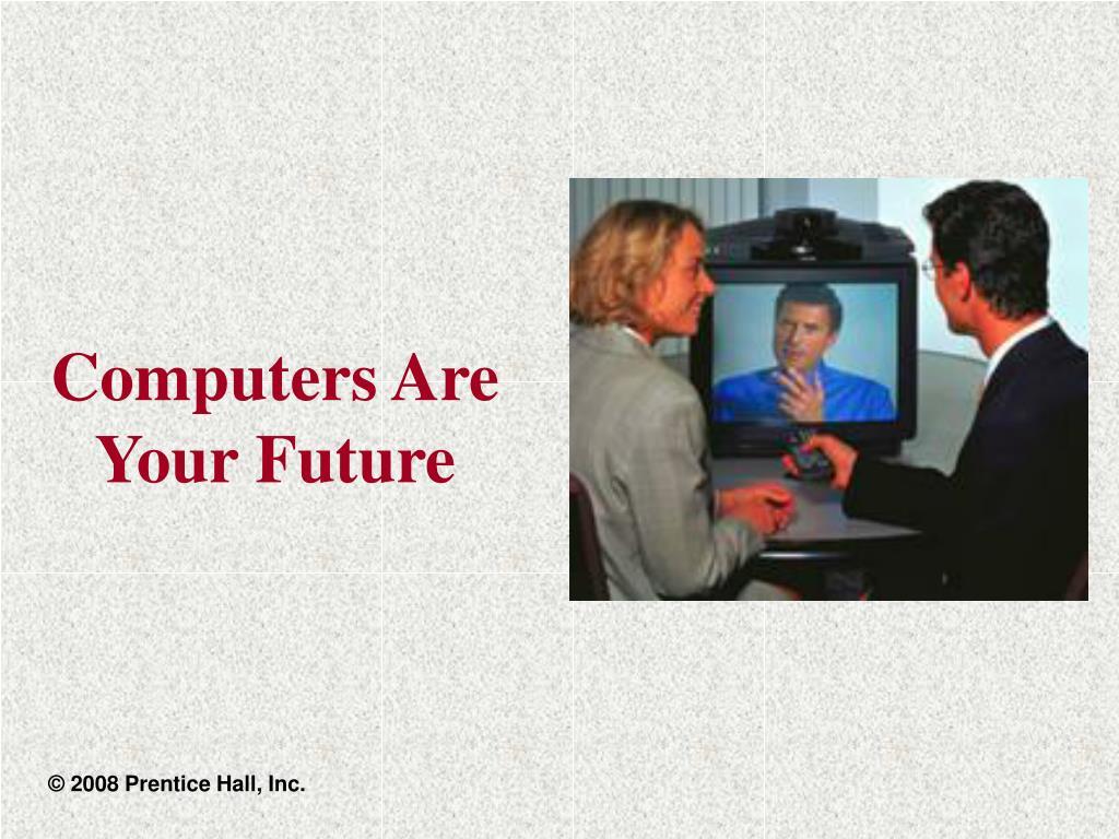 computers are your future l.