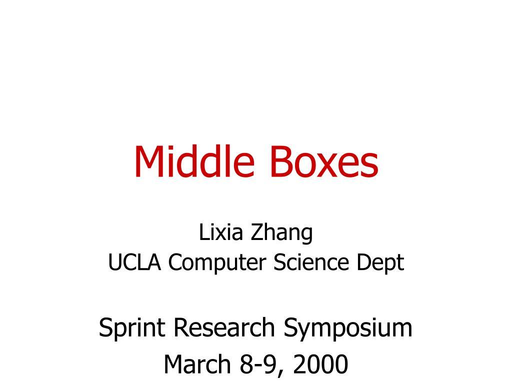 middle boxes l.
