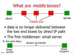 what are middle boxes5