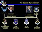 af space organization