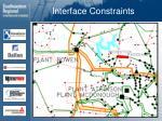interface constraints13