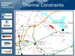 thermal constraints21