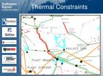 thermal constraints61