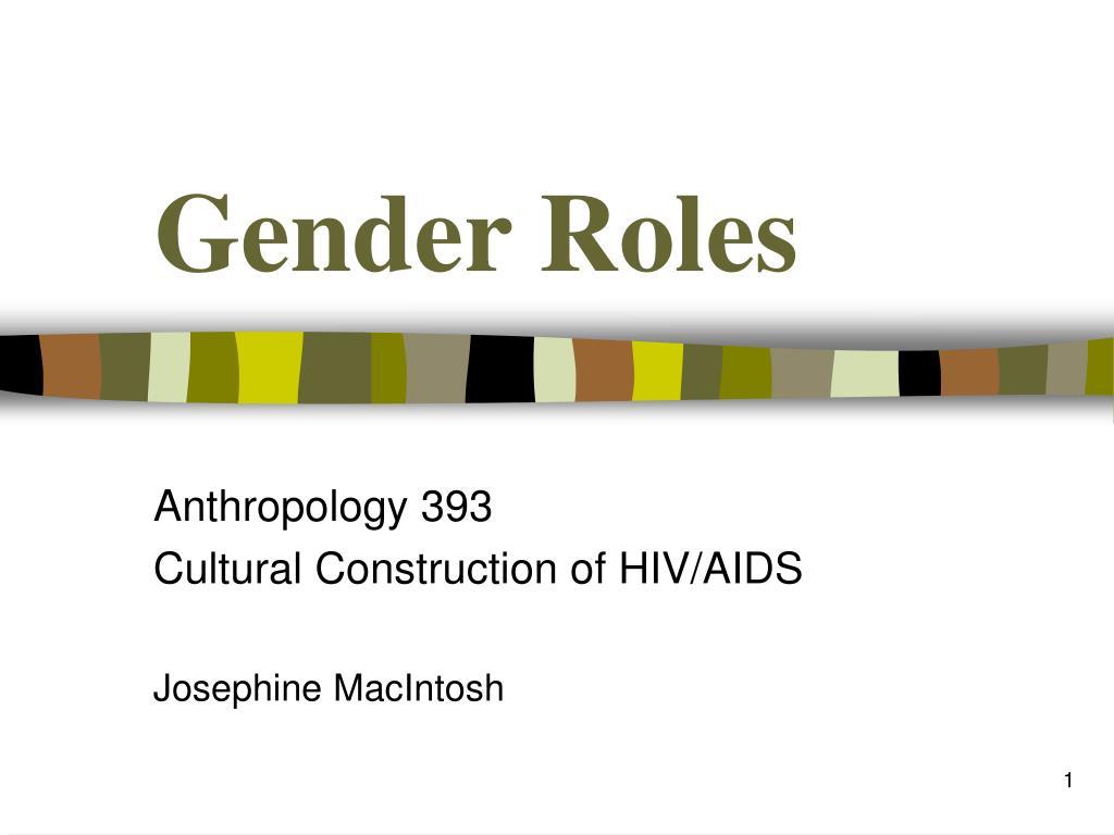 gender roles l.