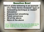 question bowl41