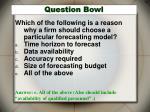 question bowl42