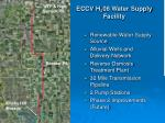 eccv h 2 06 water supply facility