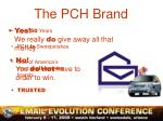 the pch brand23