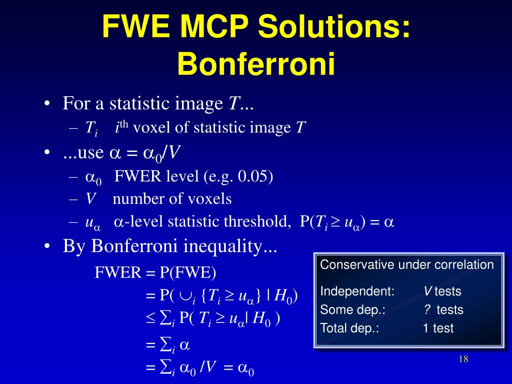 FWE MCP Solutions: