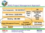 aiag project management approach