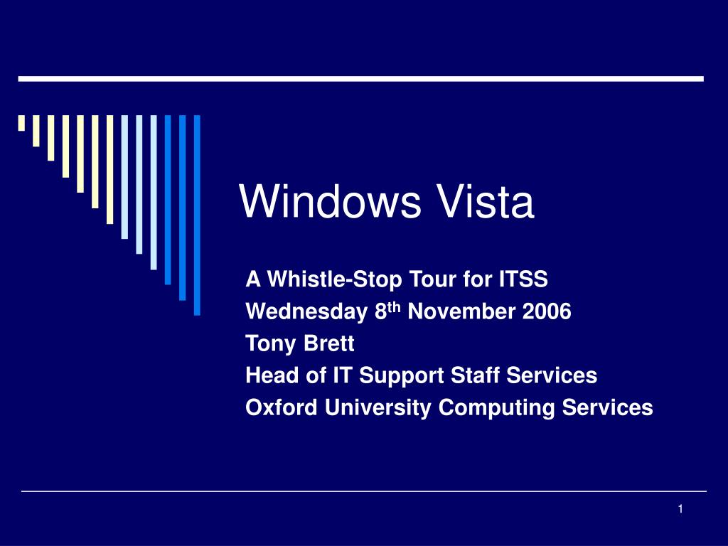 windows vista l.