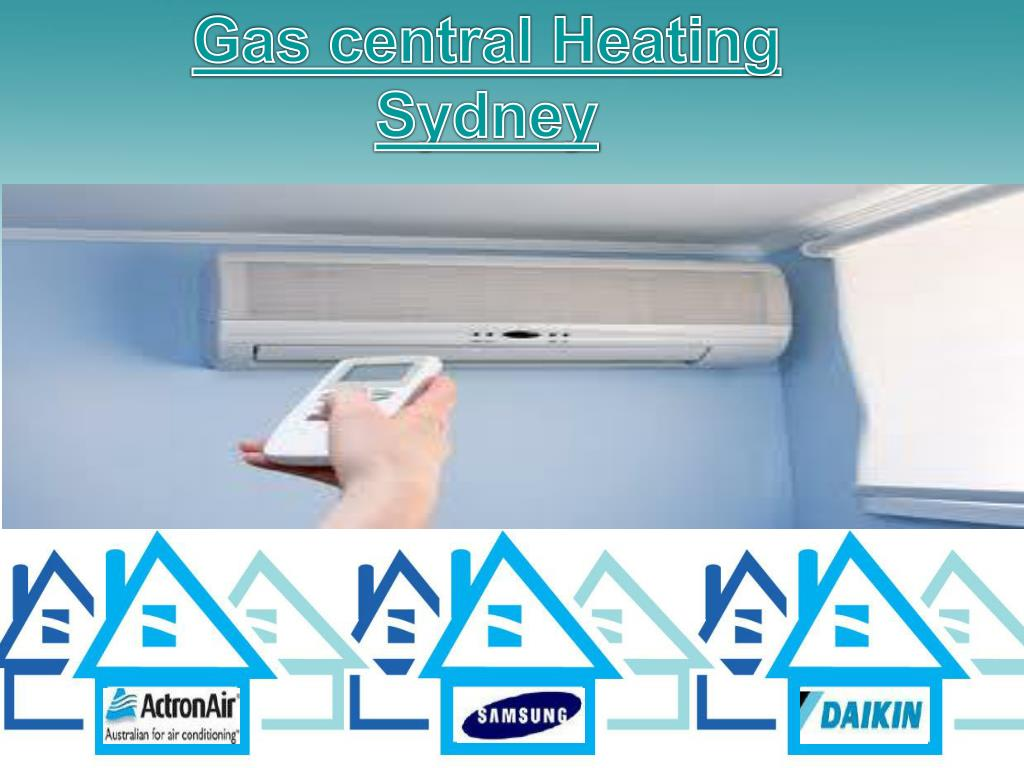 gas central heating sydney l.