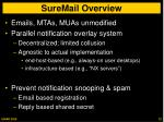 suremail overview22