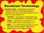 bloodstain terminology11