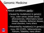 genomic medicine7