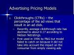 advertising pricing models42