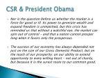 csr president obama12