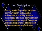 job description6