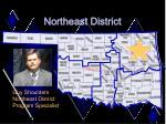 northeast district